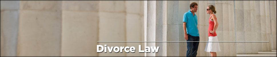 Banner image for Divorce Law